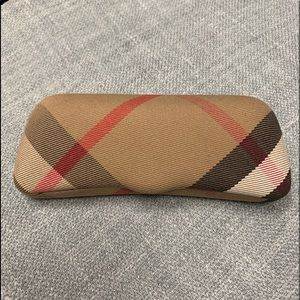 Burberry Eyeglass Case